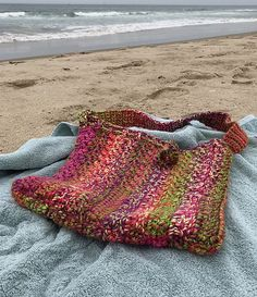 Ravelry: Paradise Cove pattern by Francois Stewart Designs