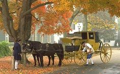 Colonial Williamsburg, Virginia. Wish I could go to college at William&Mary!