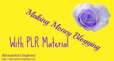 making+money+blogging