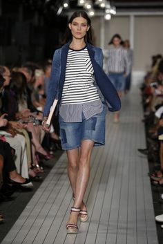 Clearly I am a Tommy Girl...Tommy Hilfiger RTW Spring 2013