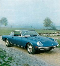 Fiat 2300 S Coupe Speciale (Pininfarina), 1964