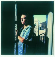 Andriej Tarkovsky, polaroids.