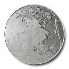 Manuel Merida - Cercle aluminium, 2015