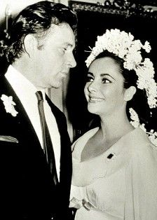 """""""I love her, not for her breasts, her buttocks or her knees but for her mind. It is inscrutable. She is like a poem."""" -Richard Burton (with Elizabeth Taylor)"""