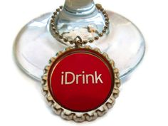 Our wine charms make a perfect hostess gift! But dont forget to buy one for yourself also :) Order as many as you like, please let me know As You Like, Are You The One, Wine Glass Charms, Wine And Beer, Girls Night Out, Wine Tasting, Hostess Gifts, Stocking Stuffers, Perfume Bottles