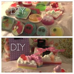 How to make soap bars by beautysplurge Soap What's needed: 1-2lbs of white soap base or moister Shea butter  1-2 lbs of clear base soap Reusable soap molds Cutting tool Heat safe container Soap color  Cookie cutters Rubbing alcohol X acto knife Spray bottle  Measuring spoons Essential oils