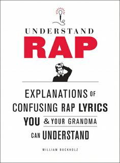 """Book of the day: """"Understand Rap"""""""