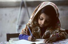faith-in-humanity:  Portrait of Pakistani Schoolgirl by United Nations Photo on Flickr.