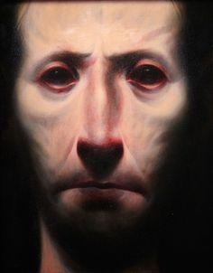 Ken Currie: Life most unsettling : aARTlook : Australian Art Review