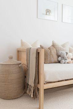 Nursery Daybed, Nursery Room, Kids Daybed, Nursery Ideas, Girl Room, Girls Bedroom, Interiores Design, Room Inspiration, Room Decor