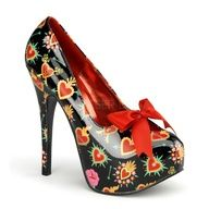 A Sacred Heart Platform:  Confession is good for the soul...high heels are bad for the feet