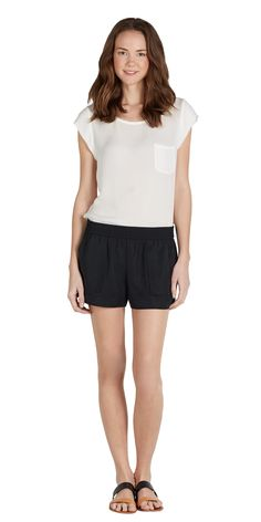 Beso Shorts - New Arrivals - Joie