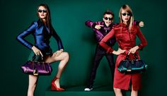 Spring/Summer 2013 Campaign   Burberry