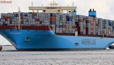 Top 10 maiores embarcações do mundo
