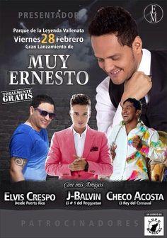 Hoy concierto en Valledupar  www.vivalaradiotelevision.com