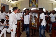 El Presidente Santos compartió el Premio Nobel de Paz con las víctimas de Bojayá