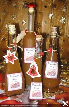 Weihnachtssirup