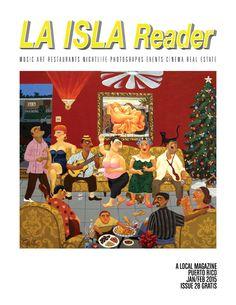 LA ISLA READER No. 28  JAN/FEB 2015
