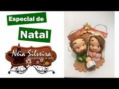 (DIY) Imã de Geladeira com Calendário Papai Noel e Rena - Natal - YouTube