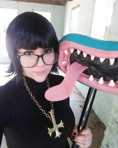 Deme-chan selfie   #cosplay #anime #hunterxhuntercosplay #hunterxhunter #hxh #hxhcosplay #phantomtroupe #phantomtroupecosplay #demechan #blinky #shizuku #shizukuhxh #shizukucosplay #hunterxhuntercosplay #glasses #megane #cosplayer #animeconvention #cosplayers #demechan #blinky #cosplayprop