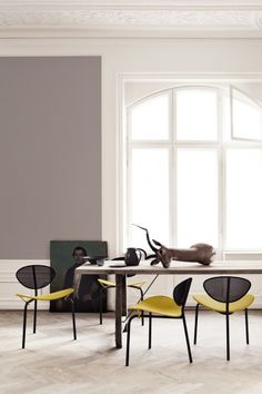Gubi Denmark - Mategot Nagasaki Chair http://www.designdelicatessen.com/products/383-gubi/5204-gubi---mategot-nagasaki-chair/