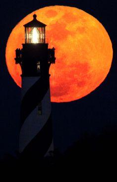 100 Fotos de la súper Luna