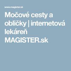 Močové cesty a obličky  | internetová lekáreň MAGISTER.sk