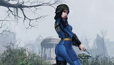 Fanart illustrations of my very own fallout 4 character's adventures throughout the post apocalyptic Commonwealth of Massachusetts Nail Bat, Fallout Cosplay, Fallout Art, Fallout 4 Wallpapers, Female Anime, Game Character, Character Design, Female Characters, Hd Wallpaper