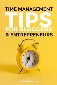Time management tips for bloggers and entrepreneurs. Save both time and money with these business tips about delegation, time management, and how to make your post go further.