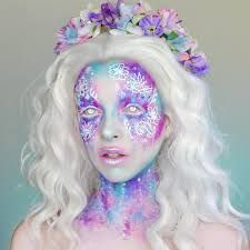 Resultado de imagem para halloween makeup
