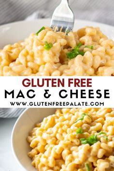 Creamy, and with only a few ingredients, you can make this easy gluten free mac and cheese recipe. Gluten Free Dinners were couldn't be simpler. Gluten Free Mac And Cheese Recipe, Gluten Free Dinner, Few Ingredients, Free Recipes, Risotto, Macaroni And Cheese, Dinners, Ethnic Recipes, Easy