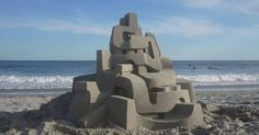 Just Pinned to Badbugs Art / Cute & Funny Graphic Design: New Architectural Sandcastles by Calvin Seibert > Follow for more updates @ http://ift.tt/1tcr3ea http://ift.tt/2i29VUg http://ift.tt/2hSXFaK http://ift.tt/2kiDjFT - http://ift.tt/1Ogt3bY #art #design http://ift.tt/2j4ffFO Follow us on Facebook http://ift.tt/1ZBR6Ym