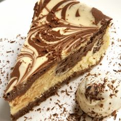 A Very tasty recipe for vanilla and chocolate marble cheesecake.�. Vanilla Chocolate Marble Cheesecake Recipe from Grandmothers Kitchen.