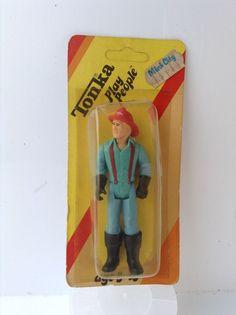 1979 Tonka Rapid Deployment Team Good Condition * Action Figure