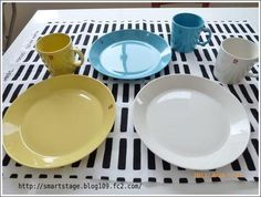 Plates, Tableware, Kitchen, Color, Licence Plates, Dishes, Dinnerware, Cooking, Plate