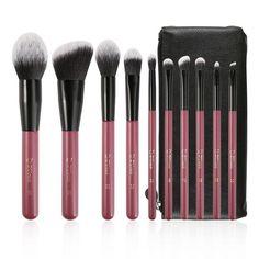Hair Brush Set, Makeup Brush Set, It Cosmetics Foundation, Powder Foundation, Makeup Blending Sponge, Beauty Sponge, Body Makeup, Eyeshadow Brushes, Beauty Shop