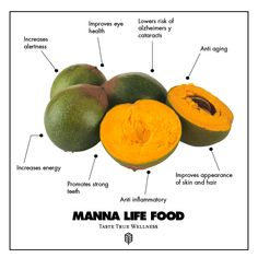 Lucuma yellow-fleshed South American fruit packs a powerful health punch with its glorious abundance of antioxidants, fiber, carbohydrates, vitamins and minerals. Lucuma is often consumed in powder form and can be added to tasty (and often sweet-flavoured) dishes and smoothies alike. mannalifefood#lucuma#superfood#antioxidants#fiber#carbohydrates#vitamins#minerals#mannalifefood#mymanna#mannamiami#miami#tastetriewellness