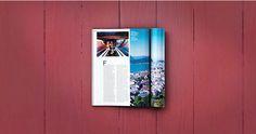 Mockups PSD gratis para diseños de revistas