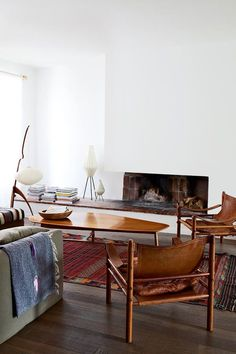 5 Leather Chairs That Your Home Needs