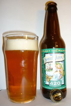 SweetWater: 420: I tried this while I was at OBX.  I had one sip and pitched the whole 6-pack.  It tasted like piss.
