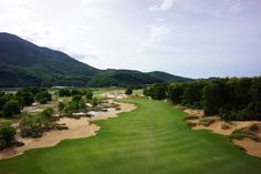 Explore world-class golf courses in Da Nang and secure your tee times. Visit golfscape to discover your next unique golfing experience. Lang Co, Golf Holidays, Golf Tour, Da Nang, Beautiful World, Golf Clubs, Vietnam, Golf Courses, Around The Worlds