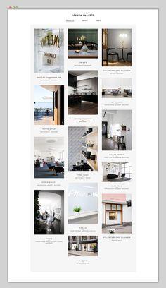 The Web Aesthetic — Showcasing The Best in Web Design 作品集 Site Web Design, Best Website Design, Flat Web Design, Minimal Web Design, Web Design Studio, Web Design Services, Page Design, Layout Design, Website Designs
