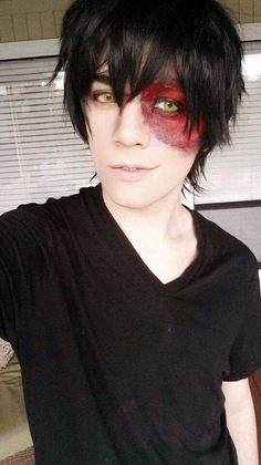 This Zuko cosplay is killing me!