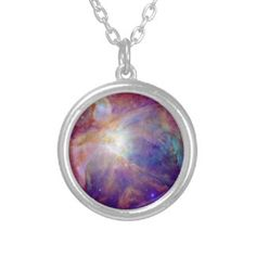 Orion space necklace