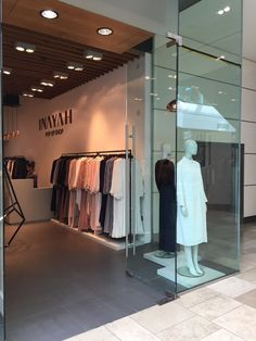 Modest Fashion for Modern Women by Inayah Boutique Decor, Boutique Interior, Boutique Design, Shop Interior Design, Fashion Retail Interior, Clothing Store Interior, Clothing Store Design, Inayah Collection, Hijab Collection