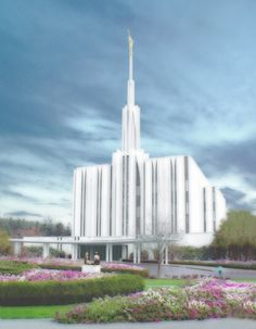 LDS Temple in Bellevue, Washington Lds Temple Pictures, Church Pictures, Bellevue Washington, Seattle Washington, Where Is Heaven, Throughout The World, Around The Worlds, Angel Moroni, Lds Church