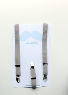 Boy suspenders..wedding boy by LittleMistersShop on Etsy, $16.00