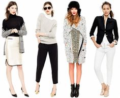 J. CREW, SPRING 2013 | My Daily Style en stylelovely.com