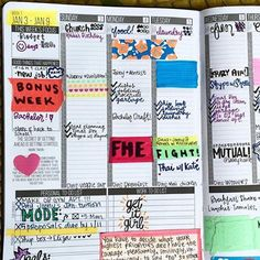 """Today's Planner Crush Wednesday goes to @thebrandilyn.  - """"I use my Passion Planner  every single day! Right now I'm starting the last quarter of my MFA program and Passion Planner has kept me organized every step  of the way. I use it to keep track of assignments and writing projects , to meal plan and schedule for my family, and to doodle and sketch for fun. I use every page of my planner, so it becomes both an organizational tool and a creative keepsake!""""  - #passionplanner"""