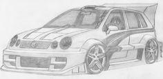 desenho sempre foi meu hobbie desde meus 10 anos (polo desenhado quando tinha uns 14 anos). Polo